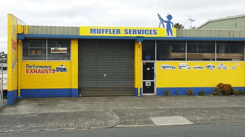 Muffler Services Northland, Exhaust system repair Whangarei
